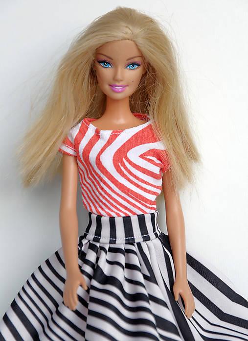 3612ffe87c3b Marhuľové tričko pre Barbie   TrishaFate - SAShE.sk - Handmade Hračky