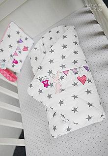 Textil - Zavinovačka pre dievčatko - 8047808_