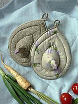 Úžitkový textil - origo chňapky 145 - 8050522_