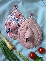 Úžitkový textil - origo chňapky 148 - 8050561_