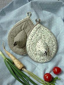 Úžitkový textil - origo chňapky 146 - 8050534_