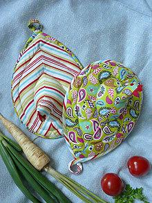 Úžitkový textil - origo chňapky 149 - 8050566_
