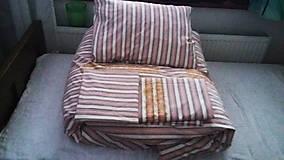 Dekorácie - návlečky na manželskú postel/for two/ - 8050424_