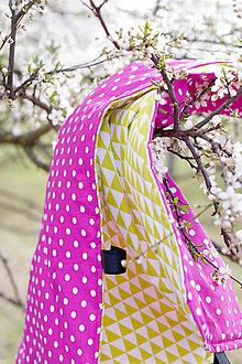 Textil - Deka s úchytmi - 8052147_