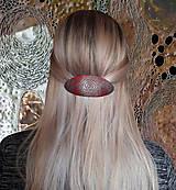 Ozdoby do vlasov - Strieborné špirály - 8053505_