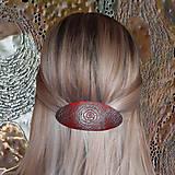 Ozdoby do vlasov - Strieborné špirály - 8053551_
