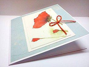 Papiernictvo - Pohľadnica ... Mak - 8052475_