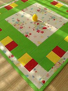 Úžitkový textil - Obrus *farebná krása* - 8051438_