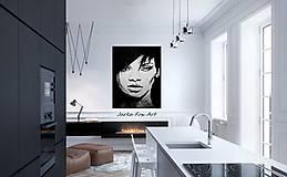 Obrazy - Magická Rihanna - 8052999_
