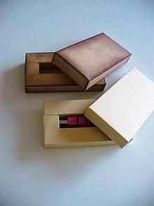 Krabičky - krabička na Usb, autorský model - 8053041_