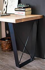 Nábytok - Písací stôl - 8053154_
