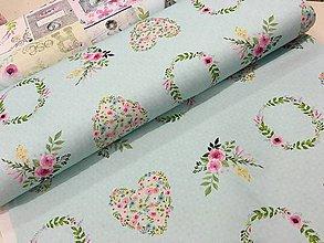 Textil - 100% kvalitná bavlna sanforizovana Francuzsko - 8053563_