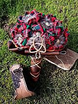 Dekorácie - V škótskom štýle - 8051146_