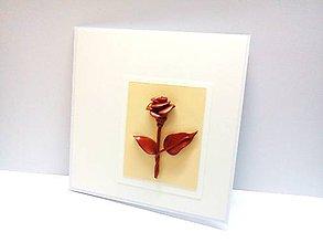 Papiernictvo - Pohľadnica ... Púštna ruža - 8055699_