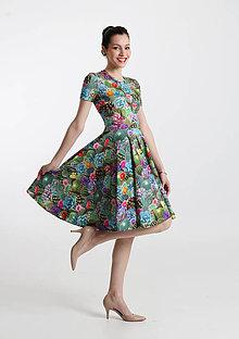 Šaty - Šaty pestrofarebné - 8054337_