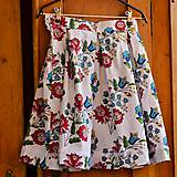 Sukne - Folk sukňa - 8056351_
