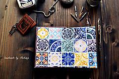 Papiernictvo - Staroružový rozkošník - 8056091_