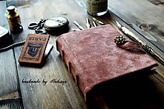 Papiernictvo - Staroružový rozkošník - 8056092_