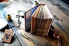 Papiernictvo - Staroružový rozkošník - 8056094_