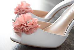 - Svadobné topánky -