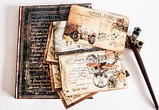 Papiernictvo - Set pohľadníc