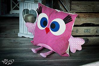 Úžitkový textil - Vankúšik \