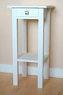 Nábytok - Nočný stolík Mili 70cm - 8058489_