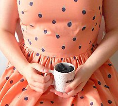 Šaty - dámske šaty Blackberries - 8057202_