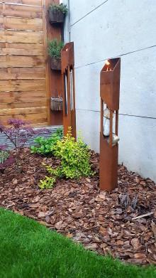 Svietidlá a sviečky - Záhradná fakľa - 8058967_