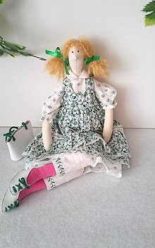 Bábiky - Tilda bábika - 8058889_