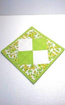 Úžitkový textil - Obrúsky - 8058933_