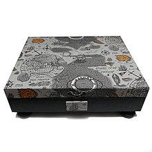 Iné - BLACK BOX 3 - 8059664_