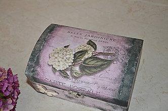 Krabičky - Šperkovnica - 8060876_