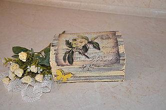 Krabičky - Šperkovnica - 8060899_