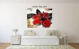 Obrazy - Kvet večnej lásky - 8059446_
