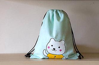 Detské tašky - detský batôžtek - 8065159_
