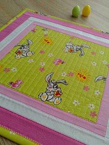 Úžitkový textil - Veľkonočný obrus* - 8063321_