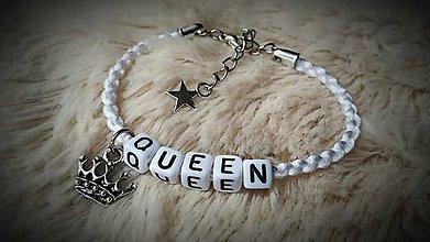 Náramky - Náramok pre kráľovnú - 8061828_