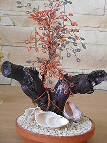Dekorácie - stromček šťastia - 8065491_