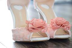 Obuv - Svadobné topánky