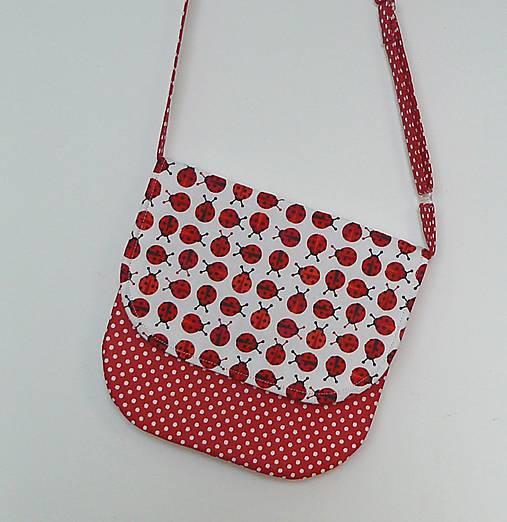 ec7bd2a3d Detská kabelka lienková / LEAN - SAShE.sk - Handmade Detské tašky