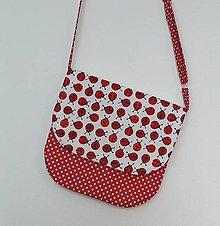 Detské tašky - Detská kabelka lienková - 8065349_