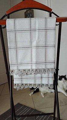 Úžitkový textil - Utierka štýlovka - 8062665_