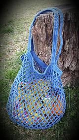 """Nákupné tašky - Nákupná sieťka .. """"Trhák"""" - 8061856_"""