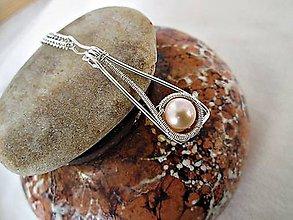 Náhrdelníky - perla - 8065191_