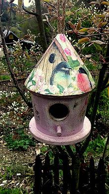 Pre zvieratká - Vtáčia búdka 7 - 8064801_