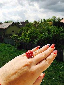 Prstene - RETRO prstienok-menší - 8062921_
