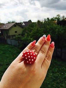 Prstene - RETRO prstienok-vačší - 8062958_