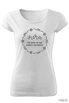 Tričká - Dámske tričko VIERA - 8064005_