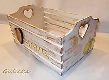 Krabičky - Prepravka Lemon - 8067309_